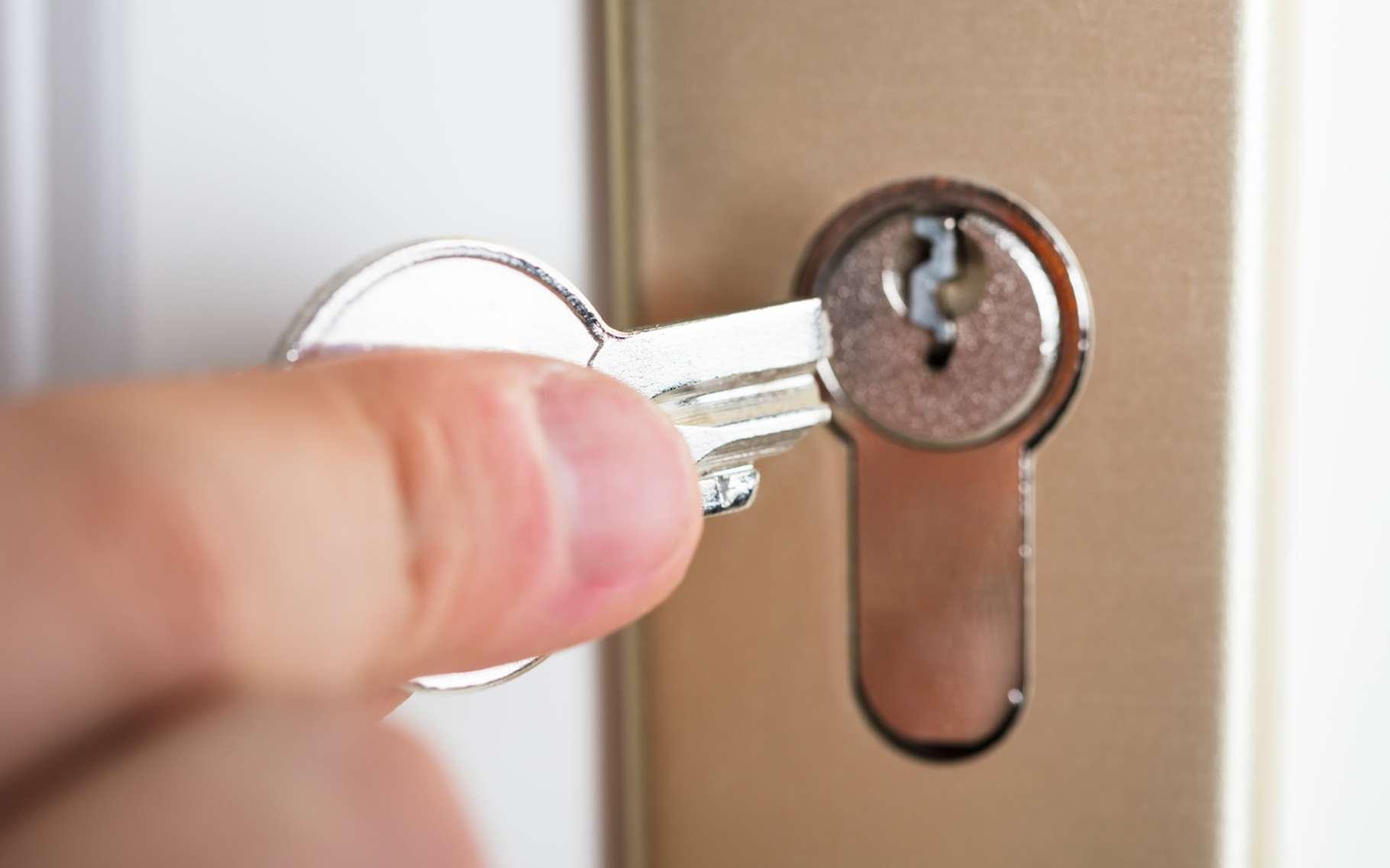 Une clé cassée dans la serrure n'est pas synonyme de changement de cylindre !